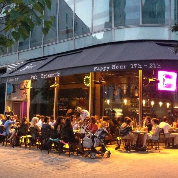 Island pub now closed billancourt rives de seine 8 - Cours de cuisine boulogne billancourt ...