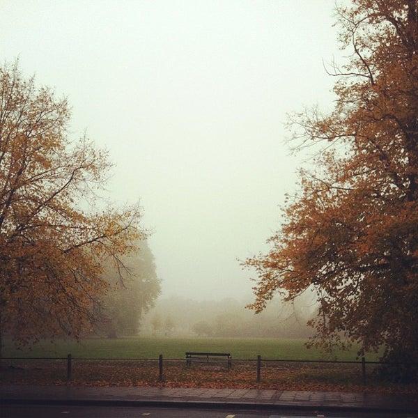 Photo taken at Clapham Common by ALexei on 10/22/2012