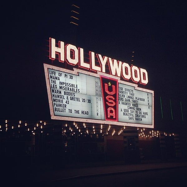 Cinemark Hollywood USA - McAllen, TX