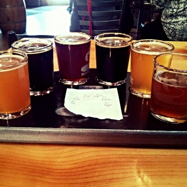 Photo taken at Blackfoot River Brewing Company by Jake on 9/26/2014
