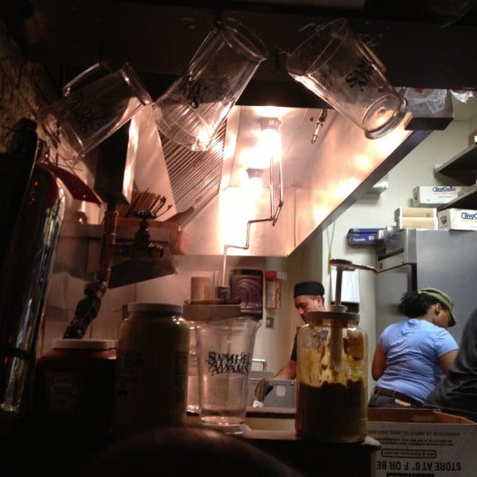 Photo taken at Burger Joint by Da7oom on 11/7/2012