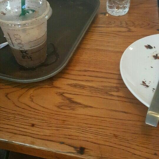 Photo taken at Starbucks by Rina Catharina on 3/27/2016