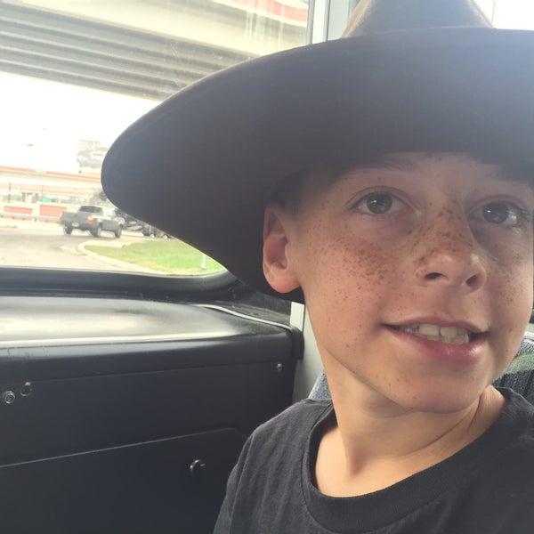 Photo taken at San Antonio by Adam W. on 6/22/2015
