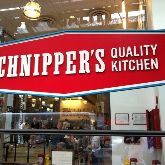 Photo taken at Schnipper's Quality Kitchen by Jessica A. on 10/3/2012