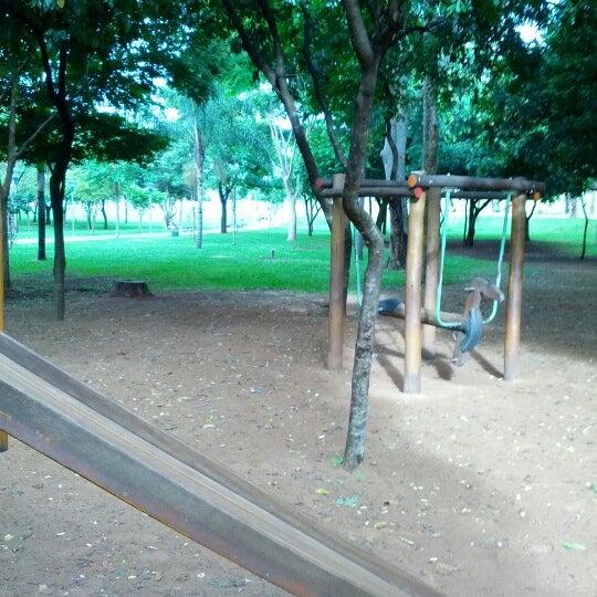 Photo taken at Parque Ecológico Maurilio Biagi by Marcio Antonio d. on 1/27/2013