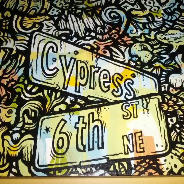 Photo taken at Cypress Street Pint & Plate by Charlotte W. on 5/19/2013