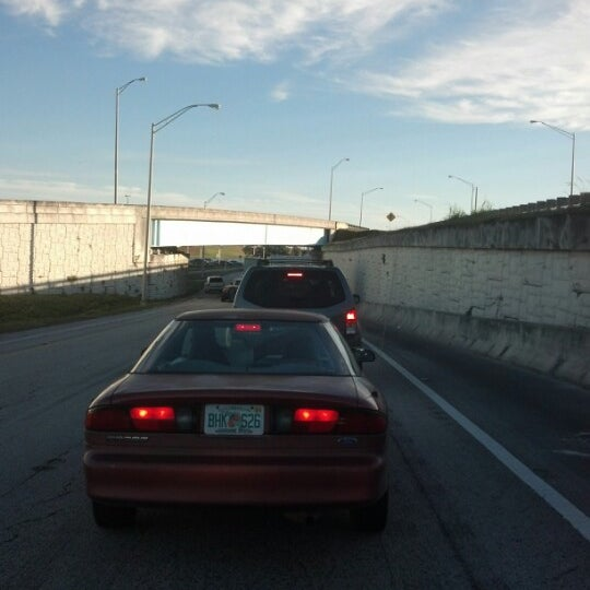 Photo taken at Under The Turnpike by Juan J. P. on 12/21/2012