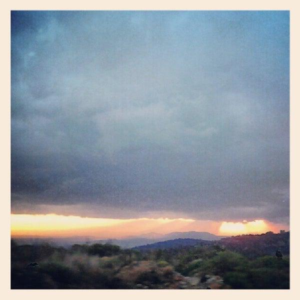 Photo taken at Villa Alpina El Chalet by Angélica V. on 1/2/2013