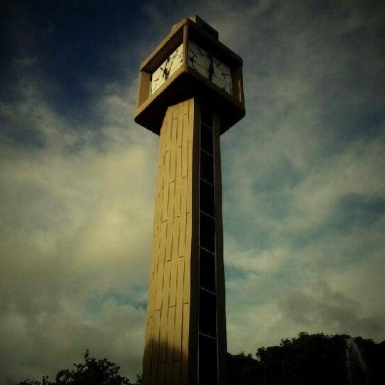 Photo taken at Taguatinga Centro by Nuno N. on 11/15/2012