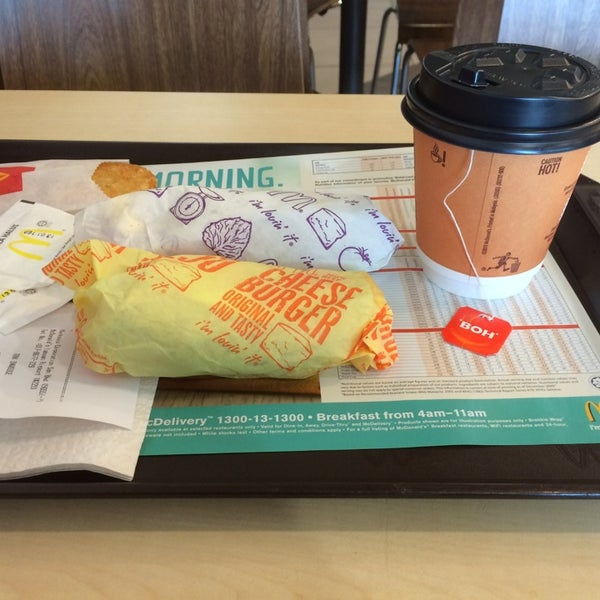 Photo taken at McDonald's by Annie F. on 3/24/2014