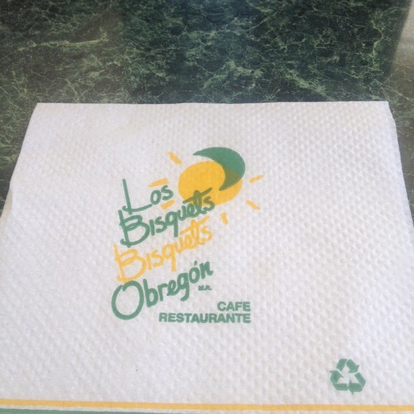 Photo taken at Los Bisquets Bisquets Obregón by Miguel on 7/26/2014