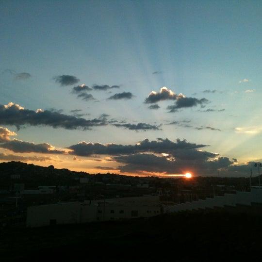 Photo taken at Universidad Autónoma de Durango Campus Zacatecas by Eloy M. on 10/31/2012