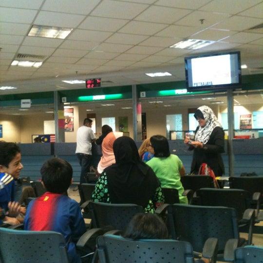 Photo taken at Jabatan Imigresen Malaysia by Riodegreat on 12/12/2012