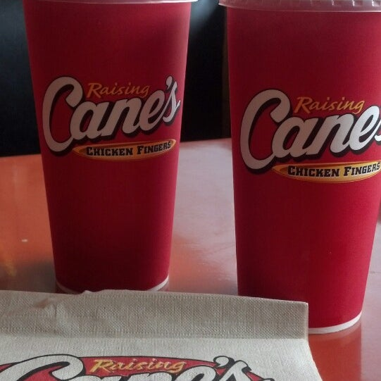 Photo taken at Raising Cane's by Kristi W. on 7/6/2013
