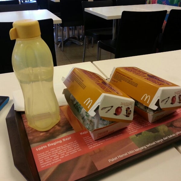 Photo taken at McDonald's by Rezki S. on 3/10/2014