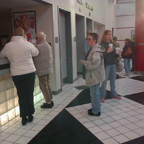 Photo taken at AMC Loews Brick Plaza 10 by Larry S. on 2/2/2013