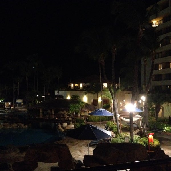 Photo taken at Occidental Grand Aruba by Audrie S. on 1/4/2014