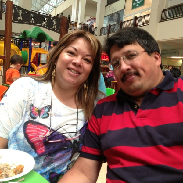 Photo taken at Food Court Terramall by Ana C. on 3/17/2013
