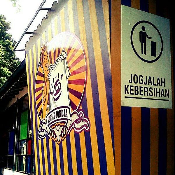 Photo taken at Alun - Alun Lor by Muhammad D. on 12/1/2012
