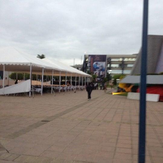 Photo taken at Universidad del Valle de Atemajac (UNIVA) by José Manuel A. on 10/11/2012