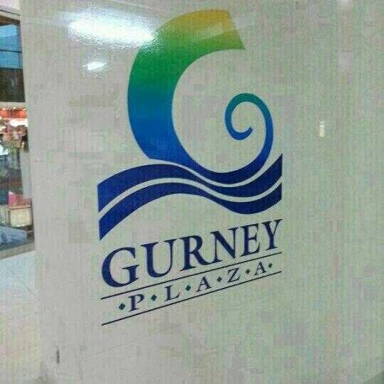 Photo taken at Gurney Plaza by 森特 文. on 11/13/2012