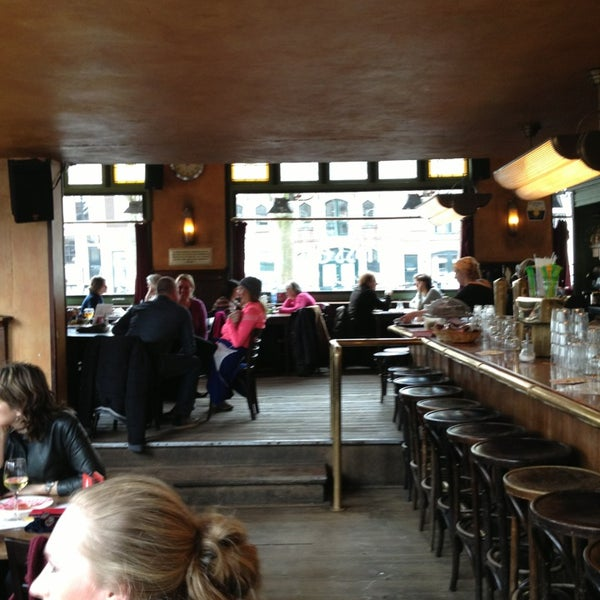 Caf thijssen jordaan brouwersgracht 107 for Food bar hadfield