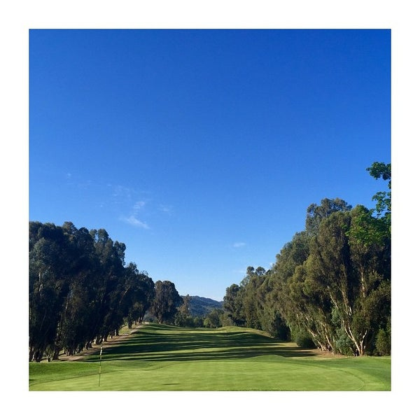 Photo taken at Ojai Valley Inn & Spa by Ewan A. on 4/4/2015