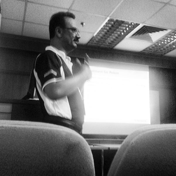 Photo taken at Maybank by Farhan A. on 8/26/2013