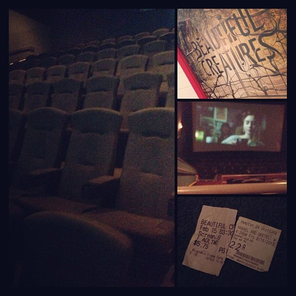Photo taken at AMC Hampton Towne Centre 24 by Aaron N. on 2/15/2013