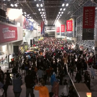 Photo taken at New York Comic Con 2012 by Limon 3. on 10/22/2012