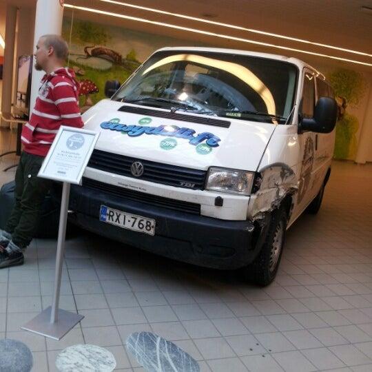 Photo taken at Tullintori by Ville V. on 11/10/2012