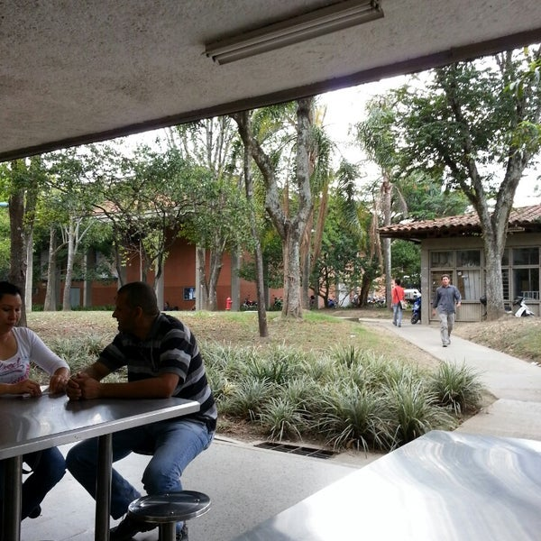 Photo taken at University of Antioquia by Alexander U. on 3/12/2013