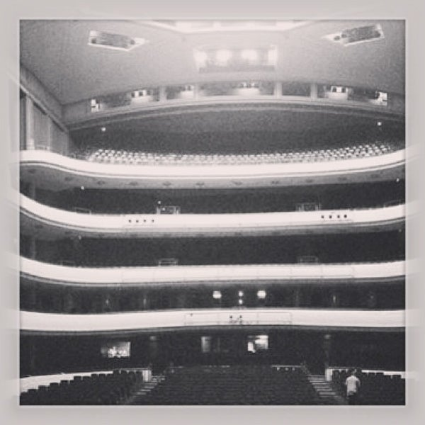 Photo taken at The Smith Center for the Performing Arts by Derek N. on 7/11/2013