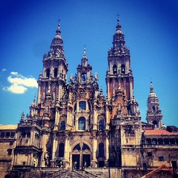 Catedral de Santiago de Compostela - Praza do Obradoiro