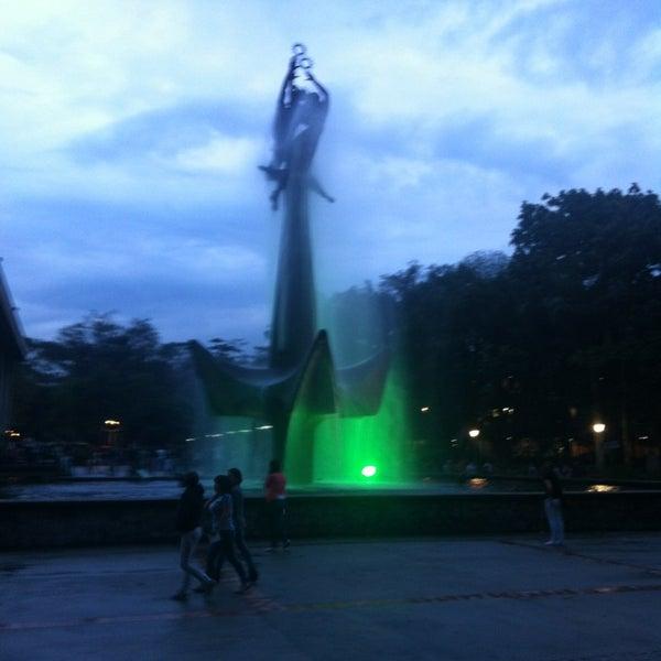 Photo taken at Universidad de Antioquia by mauro v. on 5/20/2013