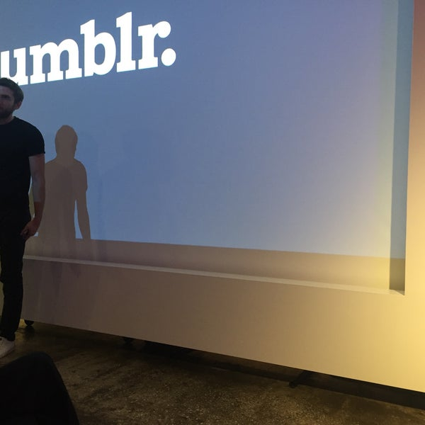 Photo taken at Tumblr HQ by Pam S. on 9/15/2016