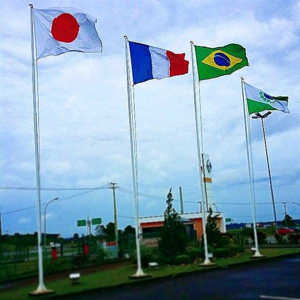 Photo taken at Renault do Brasil by Christian G. on 9/26/2014