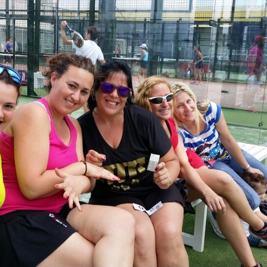 Photo taken at Ecommpadel by Gente d. on 5/11/2014