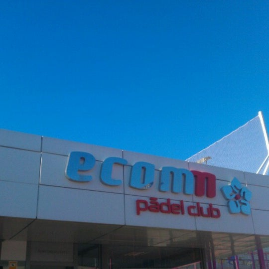 Photo taken at Ecommpadel by Gente d. on 2/4/2013