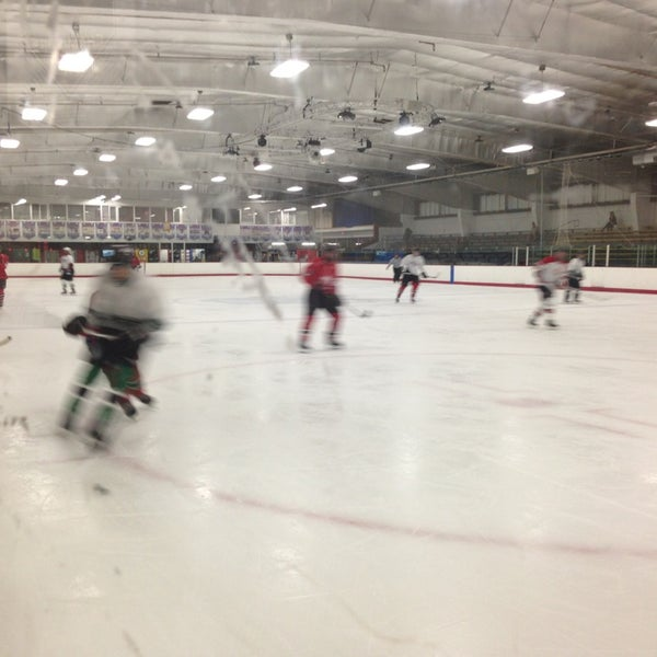Photo taken at San Diego Ice Arena by Andy M. on 7/11/2013