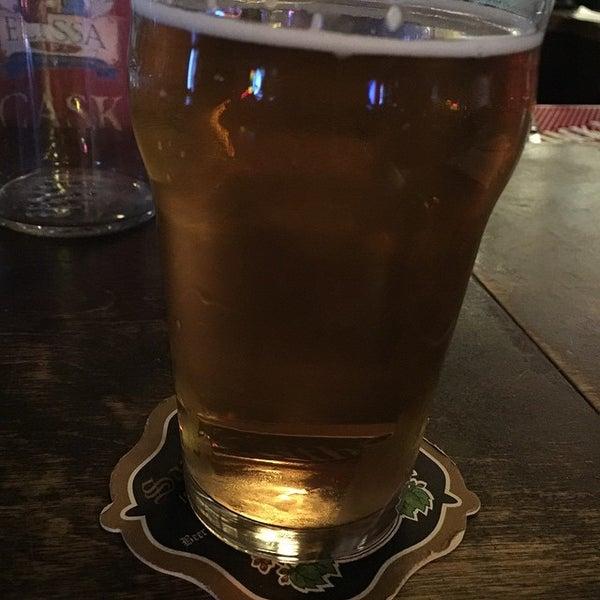 Photo taken at The Richmond Arms Pub by Rex T. on 6/29/2015