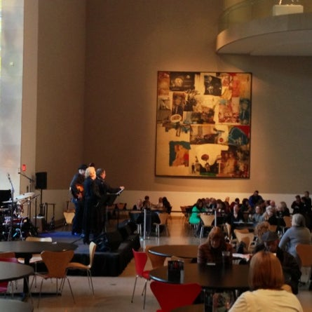 Photo taken at Dallas Museum of Art by Michael M. on 10/20/2012
