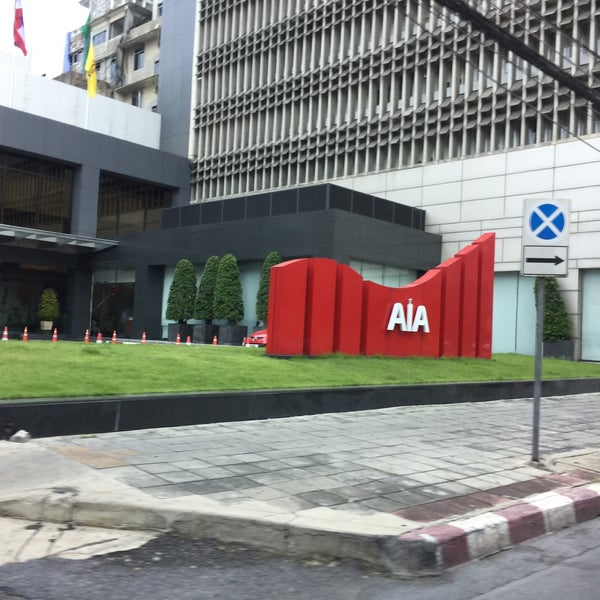 Photo taken at AIA Tower by JK on 7/10/2015