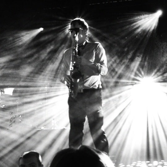 Photo taken at TonHalle by Raphael on 11/1/2012