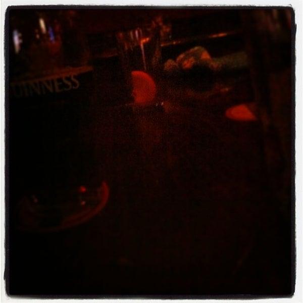 Photo taken at Blarney Stone Bar & Restaurant by Kyle on 3/24/2013