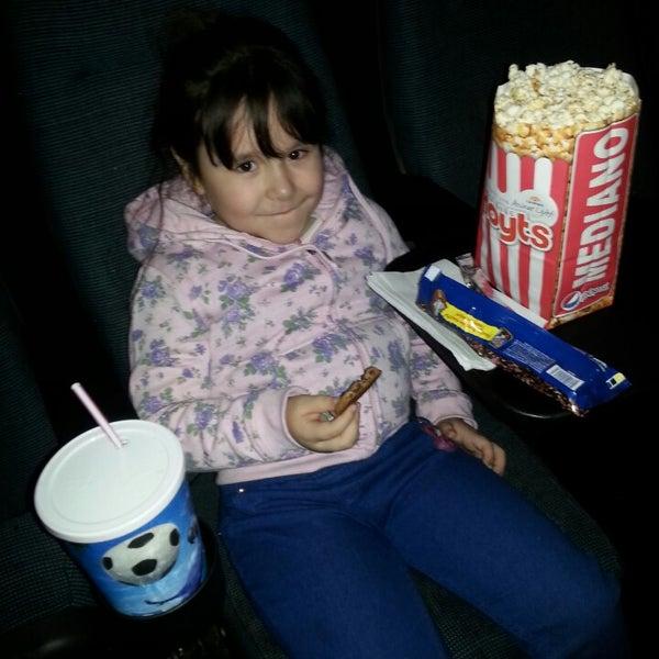 Photo taken at Cine Hoyts by María Paz V. on 5/20/2014