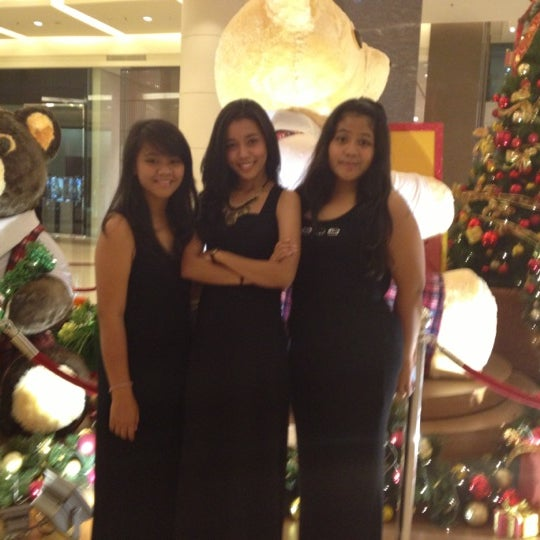 Photo taken at Pacific Place by Yurista E. on 12/6/2012