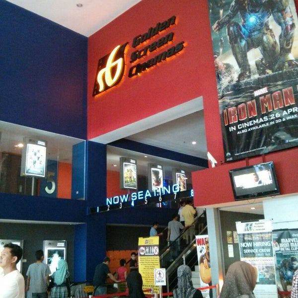 e commerce golden screen cinemas gsc E-kiosk facility was introduced in 2017, giving customers the added convenience of purchasing their tickets on-site at gsc, where they will receive a barcode receipt that can be scanned at the auto-gate for quick entry into the cinema halls e-kiosks currently only accept cash payments to cater to corporate demand, gsc.