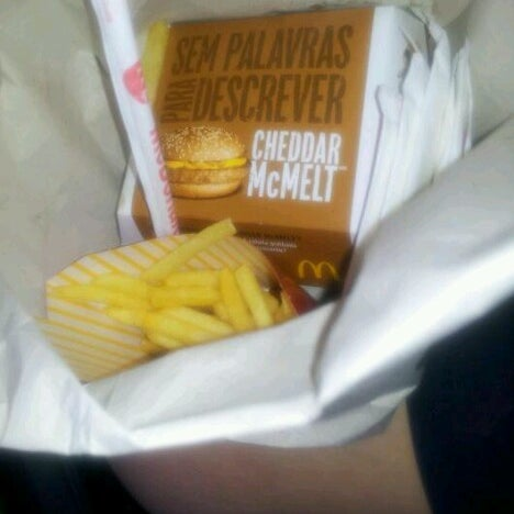 Photo taken at McDonald's by Katu P. on 1/15/2013