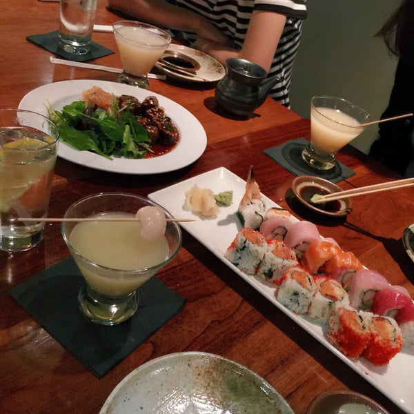 Photo taken at Haru by Yoonie H. on 1/18/2015